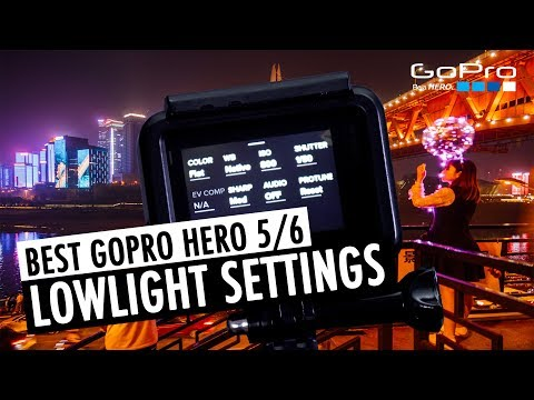 Absolute BEST GoPro LOW LIGHT Settings and Edit | Neat Video Tutorial | RehaAlev