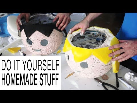 Paper mache artcraft and much more