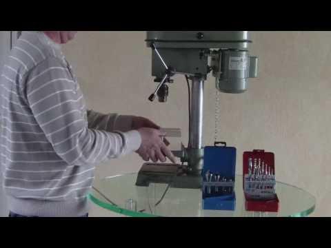 How to drill acrylic * Acrylglas bohren