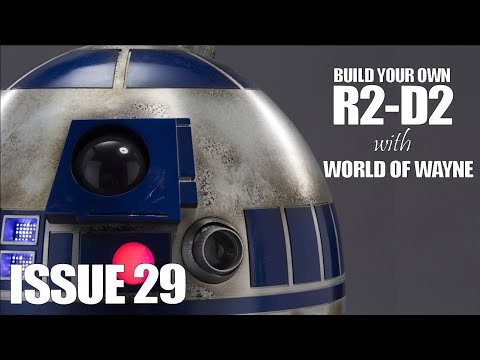 Build Your Own R2-D2 - Issue 29