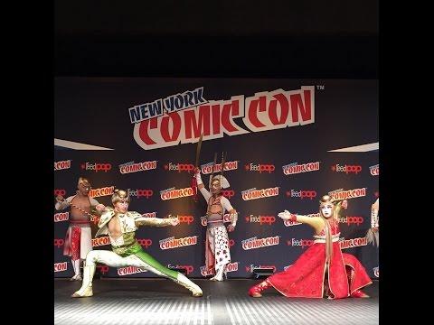 NY Comic Con 2014