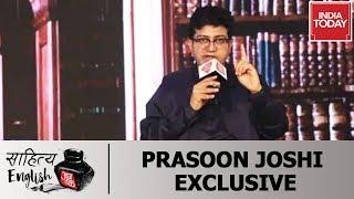 Prasoon Joshi Exclusive On CBFC, Handling Criticism And Narendra Modi At #SahityaAajTak19