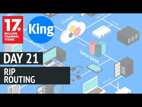 200-125 CCNA v3.0 | Day 21: RIP Routing (Route Information Protocol) | Free Cisco CCNA