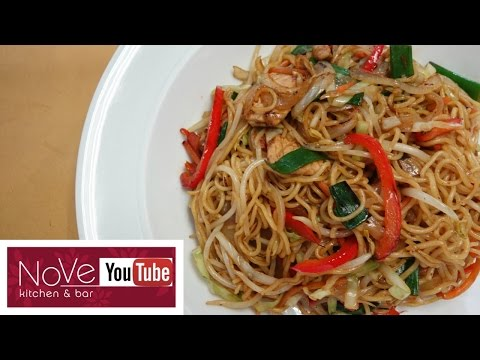 Yaki Soba - DIY At Home Series