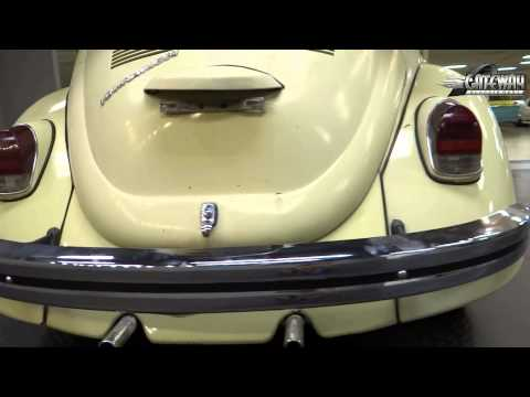 1969 Volkswagen Convertible #5732 For Sale at Gateway Classic Cars St. Louis