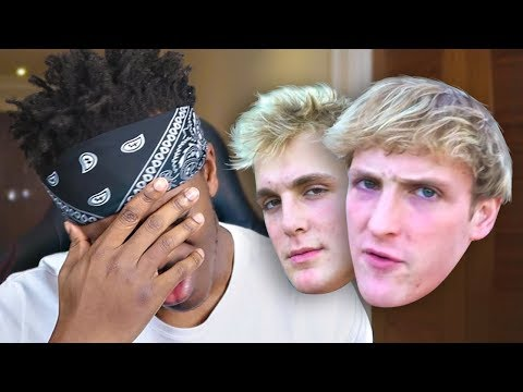 RESPONDING TO JAKE AND LOGAN PAUL
