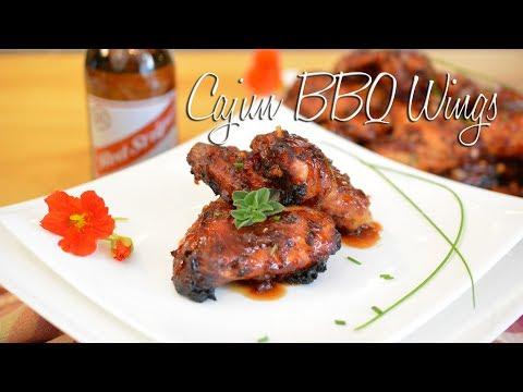 Cajun BBQ Wings | Hot Wings | Chicken Wings