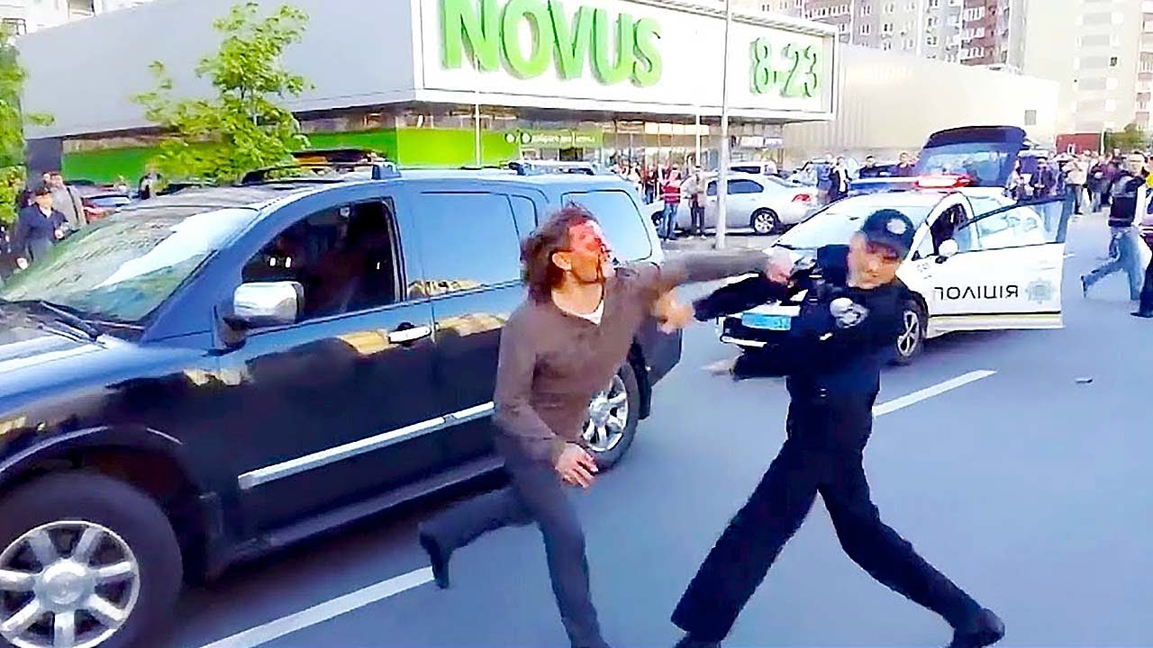 Police Instant Karma FAILS! (Instant Justice & Police Fails)