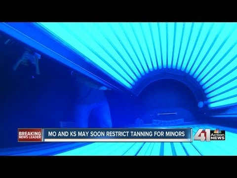 Missouri, Kansas may soon restrict tanning for minors