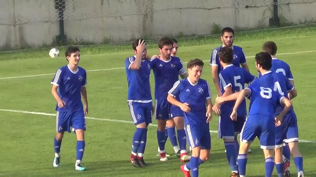 U19 Locomotive 2:1 Dinamo 24.06.18
