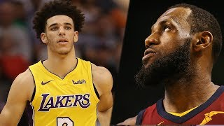 Lonzo Ball The REASON Lebron James Will Come To The Lakers?!