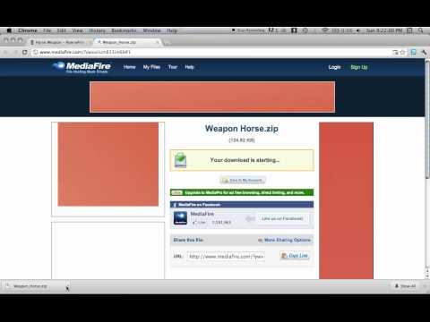 How to install blockland addons using a mac (V20)