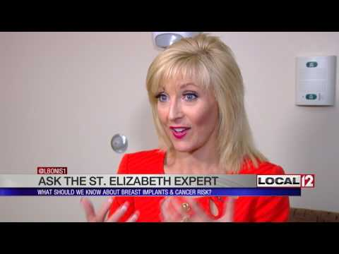 Ask the Expert: Breast Implants and Cancer