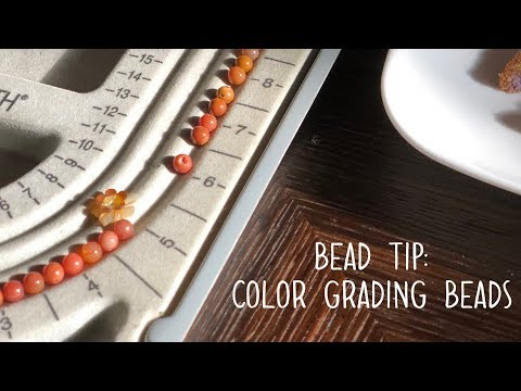 The Bead Gallery Tip: Best Time to Color Gradate Beads!