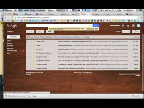Setting up your professional email account with Gmail and Hostgator