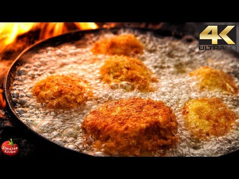 Primitive Cooking - Best Arancini 4K