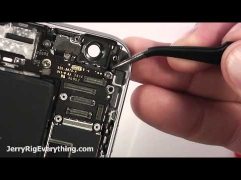 iPhone 6 Plus Rear Camera Replacement in 3 Minutes