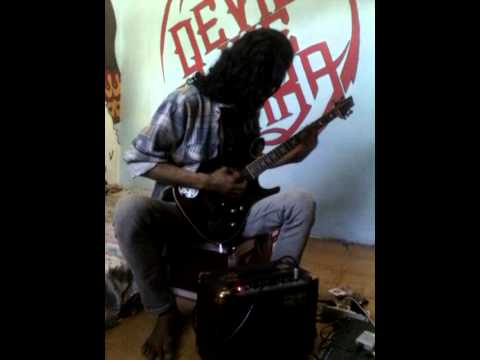 Mike Guitar Solo  Human Remind 07 Hell Mouth