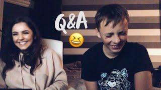 Q&A with my boyfriend! ||Jess Vick||