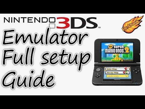 Play Nintendo 3DS games on your pc! | Full Citra setup guide