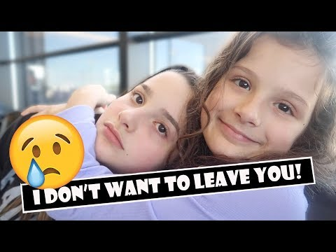 I Don't Want to Leave You! (WK 382.2) 😢   Bratayley
