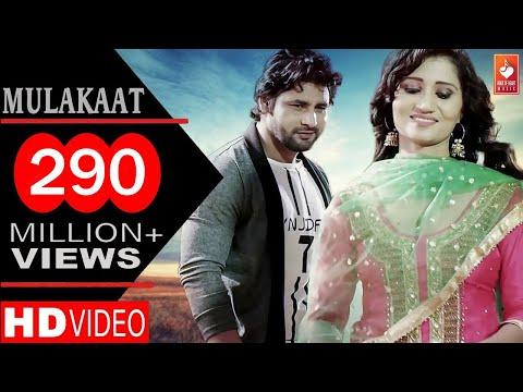 ✓ Mulakaat | मुलाकात | Latest Haryanvi DJ Song 2017 | Vijay Varma | Neetu Verma | Vishal Choudhary