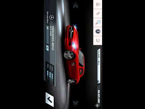 need for speed most wanted android hack all cars