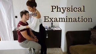 ASMR Full Physical Examination Roleplay 🏥 ✔