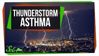 How a Storm Triggered a City-Wide Asthma Attack