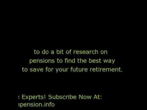 Lump Sum Pension