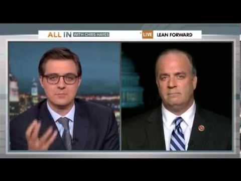 Congressman Dan Kildee on MSNBC Fighting to Extend Unemployment Insurance