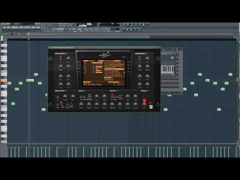 FL Studio Tutorial: How To Make Euphoric Hardstyle Melody With Nexus2 (With Midi)