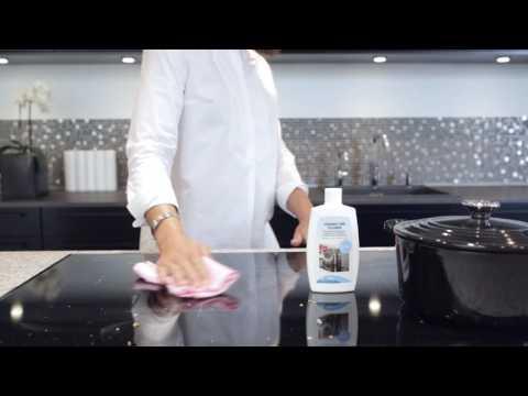 Nordic Quality - Ceramic Hob Cleaner ENGLISH