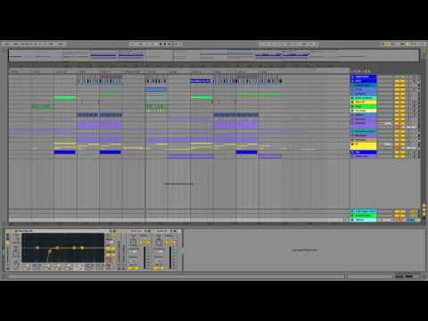 Venemy - Run Back Home - Melodic Dubstep Ableton Live Template