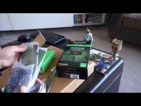 Unboxing & Setup of the Xbox One TV Tuner