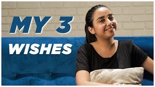 My 3 Wishes | #SawaalSaturday | MostlySane