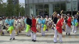 2009..5.4 総踊り(正調よさこい)@錦糸町オリナス