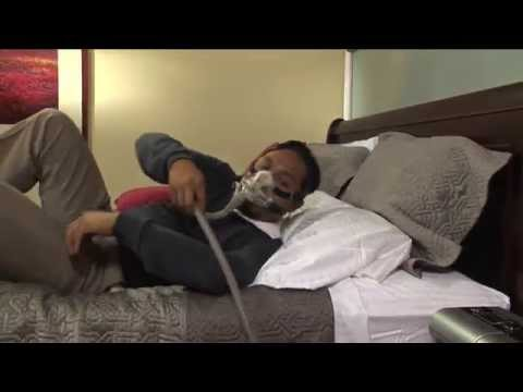How to fit your ResMed CPAP full face mask