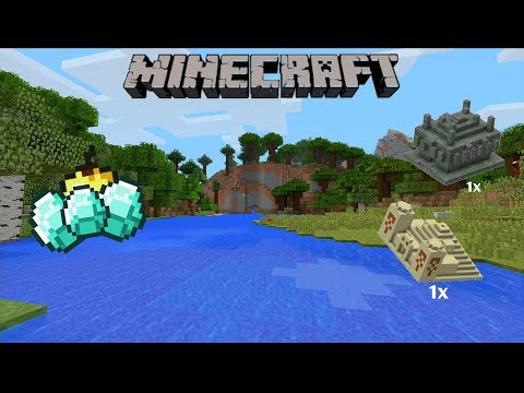 ★Minecraft Xbox 360 + PS3: TU62 Seed Showcase - Notch apples, 8 villages, desert and jungle temples★