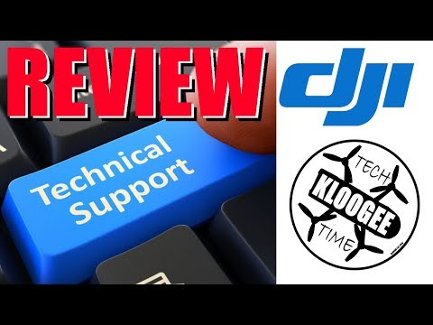 Review of DJI Tech Support - Warranty Replacement of Mavic Air
