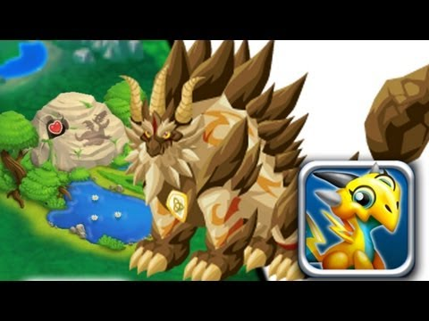 How to breed Pure Terra Dragon 100% Real! Dragon City Mobile!