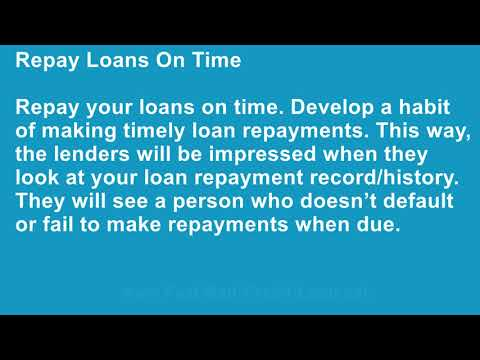 How to Qualify for Low Interest Rates and Fast Loan Approval