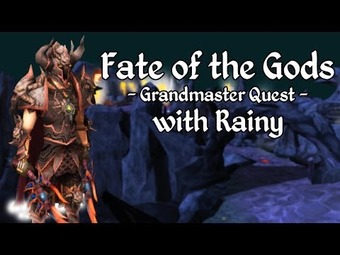 Runescape: Fate of the Gods Quest with Rainy