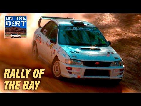 Australian Rally - Lancer EVO wins