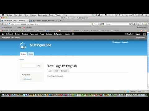 HOW TO CREATE A MULTILINGUAL SITE ON DRUPAL7 PART-2