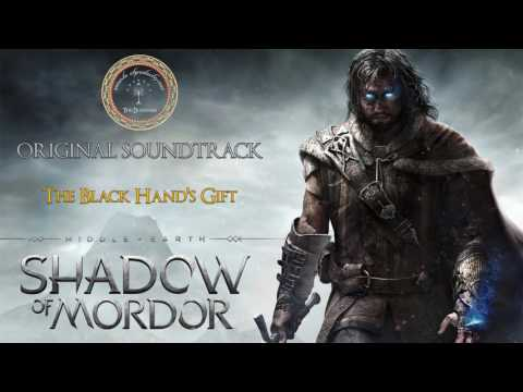 Middle-earth: Shadow of Mordor [OST] The Black Hand's Gift [1080p HD]