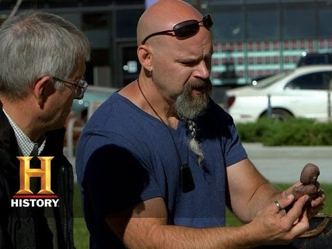 Monument Guys: Craig Sketches with Clay (S1, E3) | History