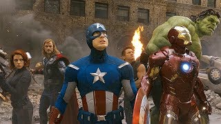 Download Avengers Assemble Scene - The Avengers (2012) Movie Clip HD Video