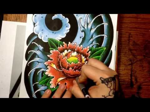 How to improve your tattoo color work in just one day! *MUST WATCH*