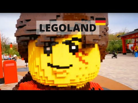 Legoland Germany 2018 - Best attractions in 10 minutes - Travel Germany